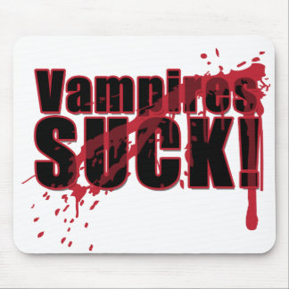 Vampires SUCK 3 Mouse Pads