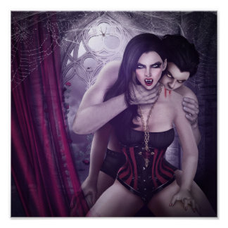 Vampires The Bond Print