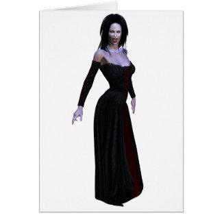 Vampiress card