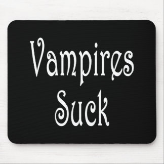 VampiresSuck-3 Mousepad