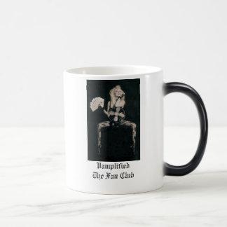 Vamplified The Fan Club Morphing Mug