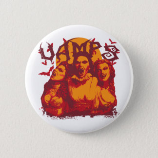 Vamps 6 Cm Round Badge
