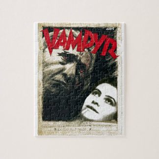 Vampyr Jigsaw Puzzle