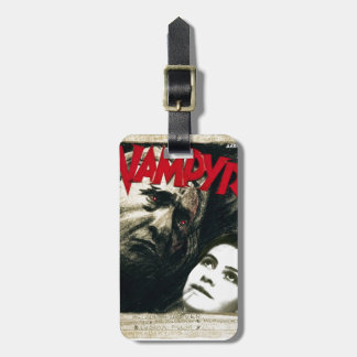 Vampyr Tags For Bags