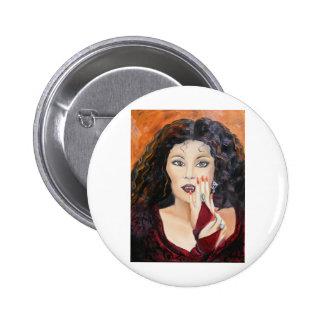 Vampyre Pinback Button