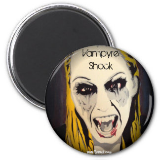 'Vampyre Shock' Magnet