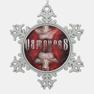 Vampyres Christmas Tree Ornament