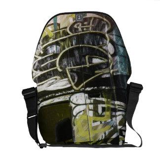 Van A roid - SanFrancisco Graffiti truck Commuter Bags