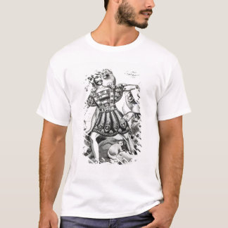 Van Amburgh the Brute Tamer, 1838 T-Shirt
