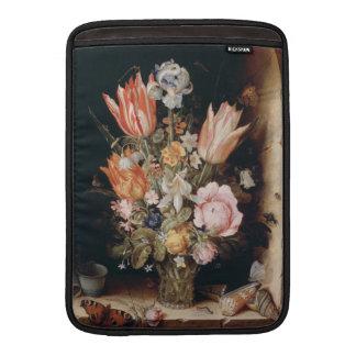 """Van den Berghe's Flowers 13"""" MacBook sleeve"""