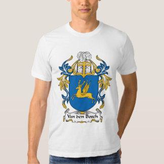 Van den Bosch Family Crest T Shirts