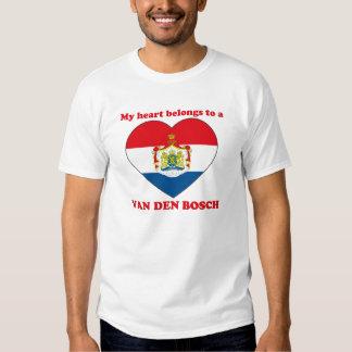 Van Den Bosch T-shirts