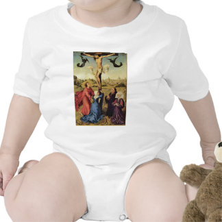 van der Weyden Jesus on the Cross Tee Shirts