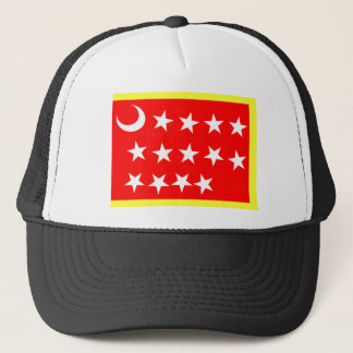 Van Dorn Flag (4th Missouri Infantry Regiment) Trucker Hat