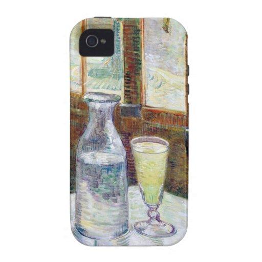 Van Gogh Absinthe Case-Mate iPhone 4 Cover