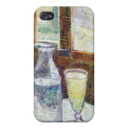 Van Gogh Absinthe iPhone 4/4S Cover