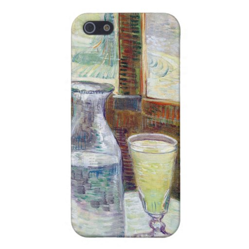 Van Gogh Absinthe Cover For iPhone 5