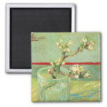 Van Gogh Almond Blossom Branches in a Glass (F392)