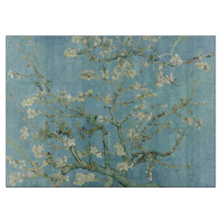 Van Gogh Almond blossom Cutting Board