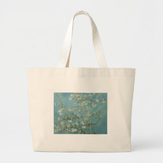 Van Gogh Almond Blossom Large Tote Bag