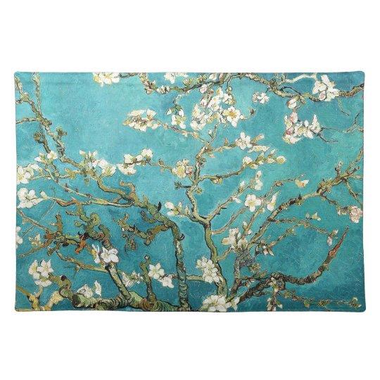 Van Gogh Almond Blossoms art white flowers on