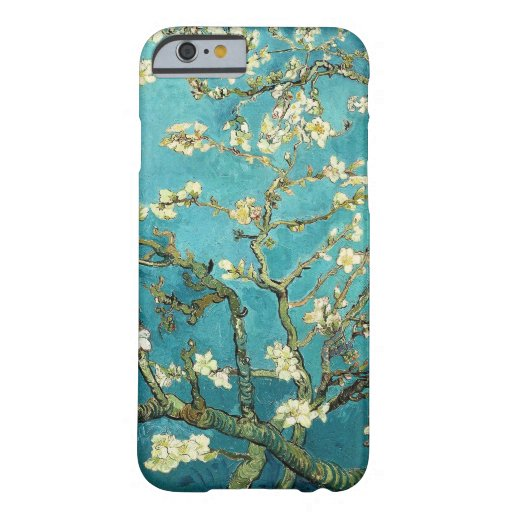 Van Gogh ~ Almond Blossoms ~ by Smacaroni iPhone 6 Case