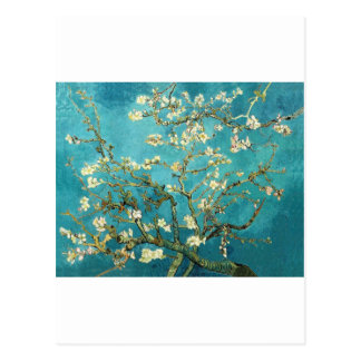 Van Gogh Almond Blossoms by Smacaroni Post Cards