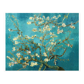 Van Gogh Almond Blossoms by Smacaroni Postcards