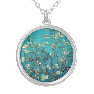 Van Gogh Almond Blossoms Necklace