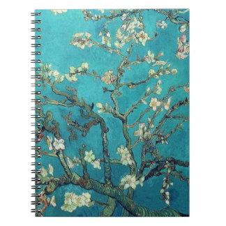 Van Gogh Almond Blossoms Notebook