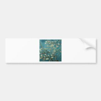 Van Gogh Almond Branches In Bloom Bumper Sticker