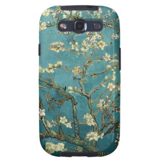 Van Gogh Almond Branches In Bloom Samsung Galaxy S3 Cover