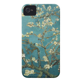 Van Gogh Almond Branches In Bloom iPhone 4 Case