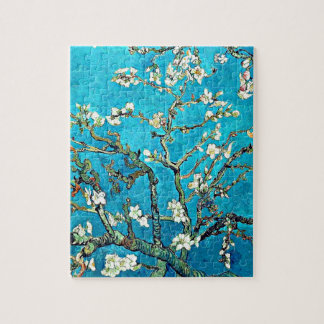 Van Gogh - Almond Branches Jigsaw Puzzle