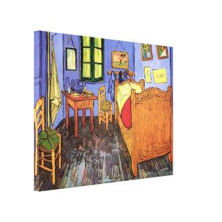 Van Gogh - Bedroom In Arles Canvas Prints