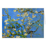 Van Gogh Blossoming Almond Tree Card