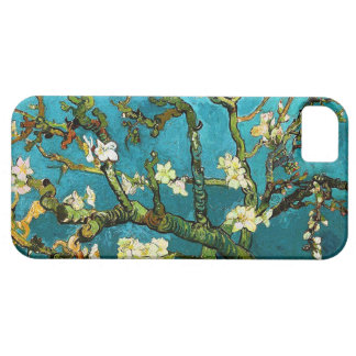 Van Gogh Blossoming Almond Tree F671 Fine Art iPhone 5 Covers