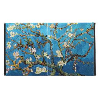 Van Gogh Blossoming Almond Tree (F671) Fine Art iPad Folio Case
