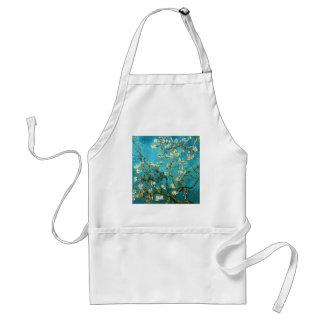 Van Gogh Blossoming Almond Tree Fine Art Standard Apron