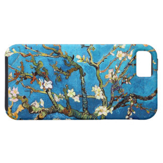 Van Gogh Blossoming Almond Tree Fine Art Tough iPhone 5 Case