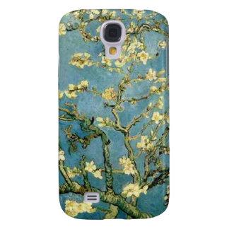 Van Gogh Blossoming Almond Tree Vintage Art Samsung Galaxy S4 Covers