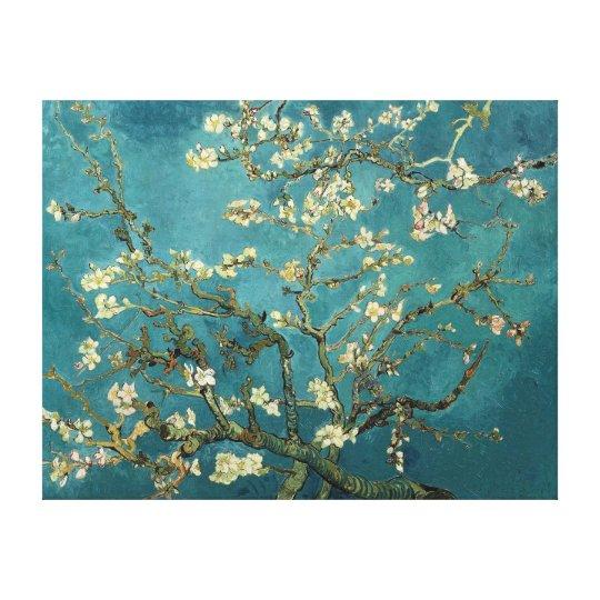 Van Gogh Blossoming Almond Tree Vintage Fine Art