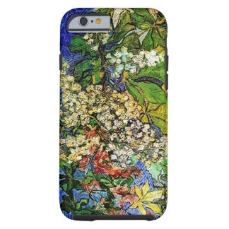 Van Gogh Blossoming Chestnut Branches (F727) Tough iPhone 6 Case