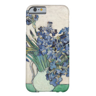 Van Gogh Bouquet Of Irises Barely There iPhone 6 Case