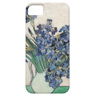 Van Gogh Bouquet Of Irises iPhone 5 Cases