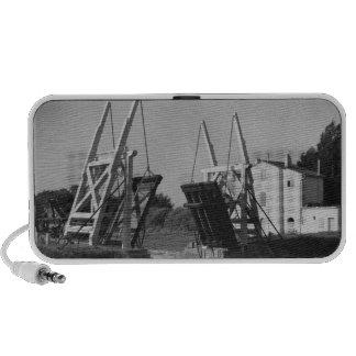 Van Gogh Bridge Arles c 1850-1960 PC Speakers