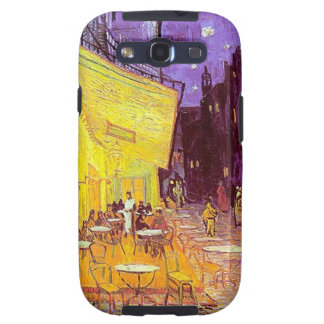 Van Gogh Cafe Impressionist Painting Samsung Galaxy SIII Cases