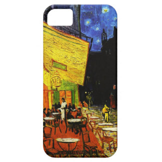 Van Gogh Cafe Terrace At Night Case For The iPhone 5