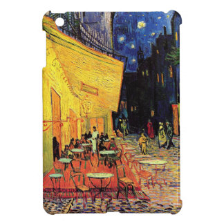 Van Gogh Cafe Terrace At Night iPad Mini Covers