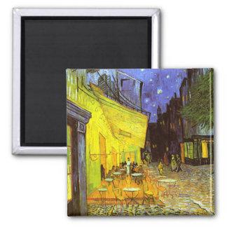 Van Gogh: Cafe Terrace at Night Magnet